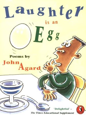 cover image of Laughter is an Egg