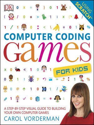 cover image of Computer Coding Games for Kids