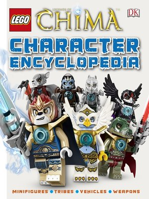 cover image of LEGO® Legends of Chima Character Encyclopedia