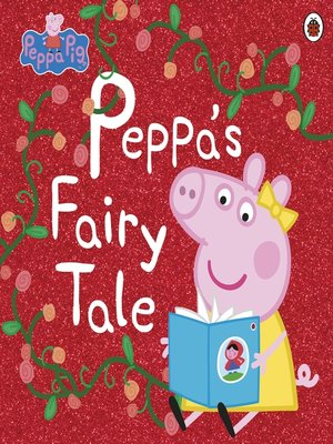 cover image of Peppa's Fairy Tale