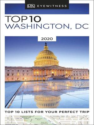 cover image of DK Eyewitness Top 10 Washington, DC