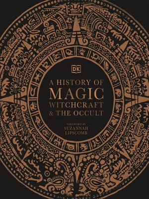 cover image of A History of Magic, Witchcraft and the Occult