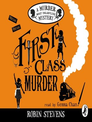 cover image of First Class Murder