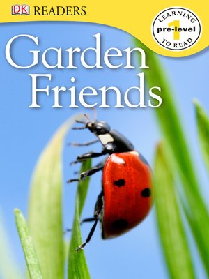 cover image of Garden Friends