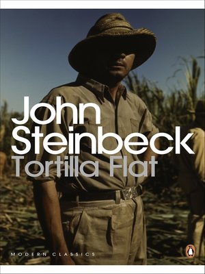 cover image of Tortilla Flat
