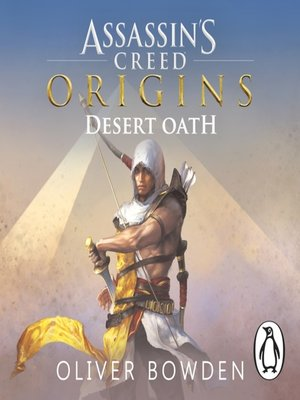 cover image of Desert Oath