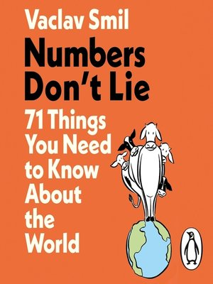 cover image of Numbers Don't Lie