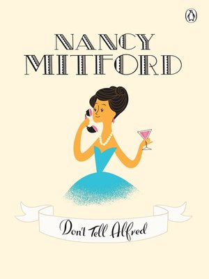 cover image of Don't Tell Alfred