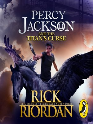 cover image of Percy Jackson and the Titan's Curse (Book 3)