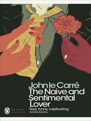 cover image of The Naive and Sentimental Lover