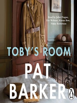 cover image of Toby's Room