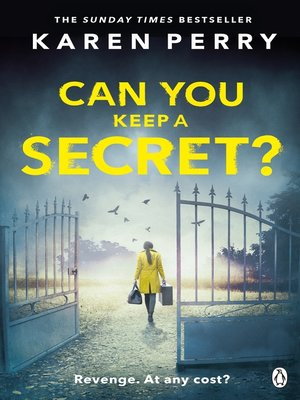 free keep can you secret ebook
