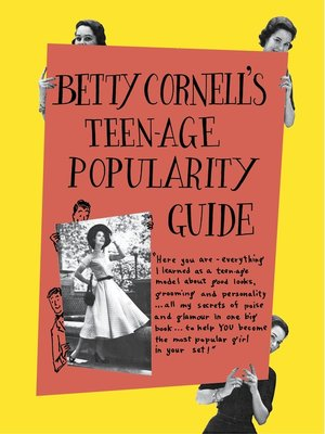 cover image of Betty Cornell Teen-Age Popularity Guide