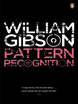 cover image of Pattern Recognition