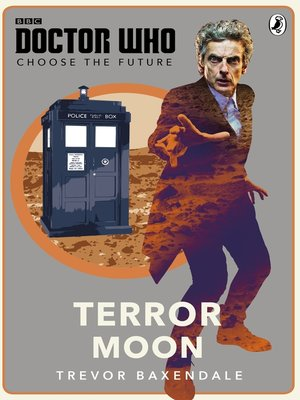 cover image of Choose the Future: Terror Moon