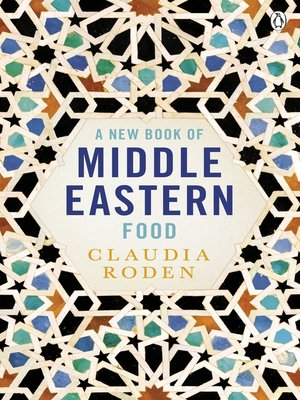 cover image of A New Book of Middle Eastern Food