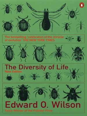 cover image of The Diversity of Life