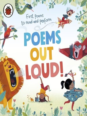 cover image of Poems Out Loud!