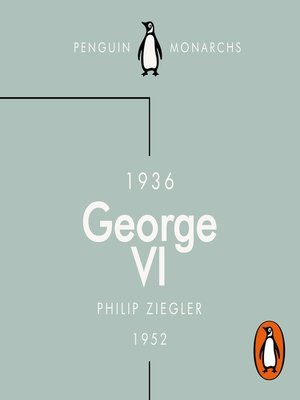 cover image of George VI