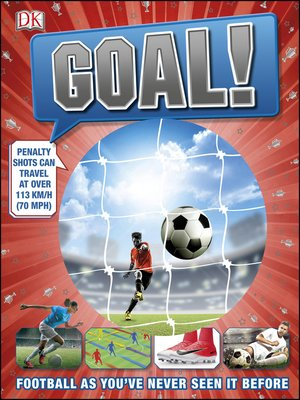cover image of Goal!