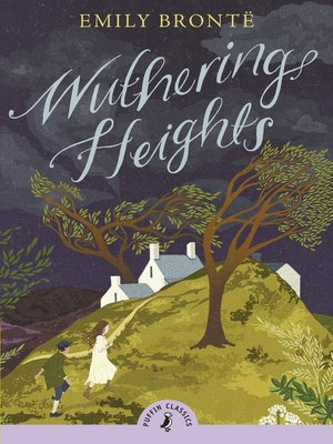 cover image of Wuthering Heights (Puffin Classics Relaunch)
