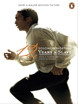 cover image of Twelve Years a Slave (Film Tie-in)