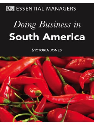 cover image of Doing Business in South America