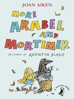cover image of More Arabel and Mortimer