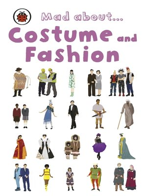 cover image of Mad About Costume and Fashion