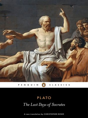 cover image of The Last Days of Socrates