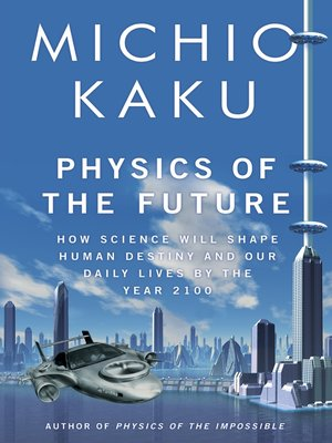 cover image of Physics of the Future