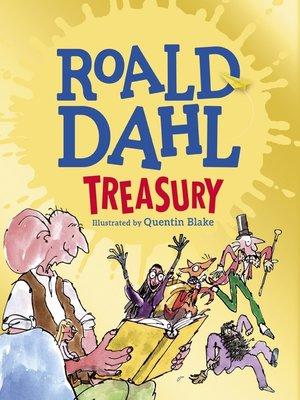 cover image of The Roald Dahl Treasury