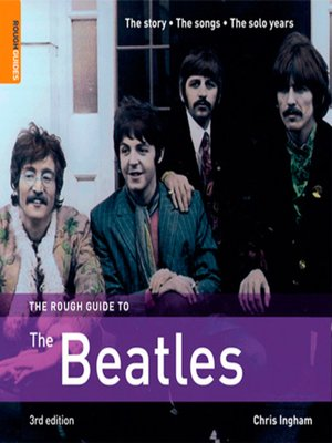 cover image of The Rough Guide to the Beatles