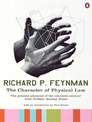 cover image of The Character of Physical Law