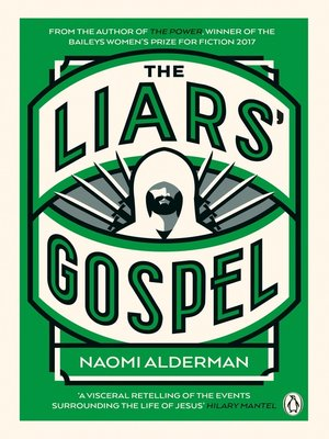 cover image of The Liars' Gospel