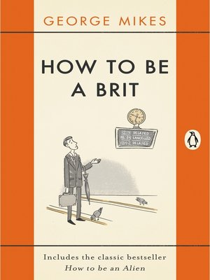 cover image of How to be a Brit
