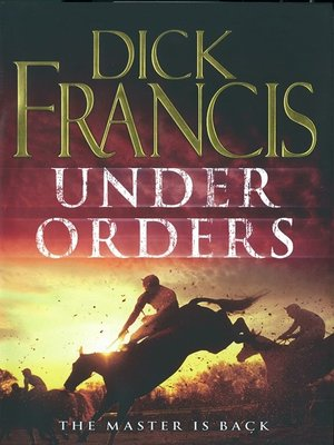 cover image of Under Orders