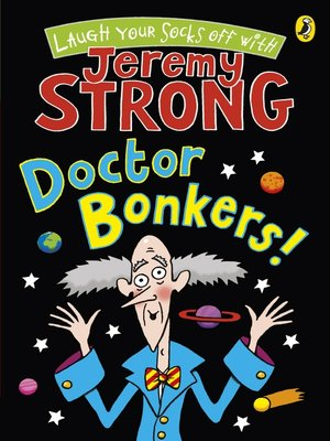 cover image of Doctor Bonkers!
