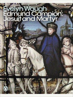 cover image of Edmund Campion