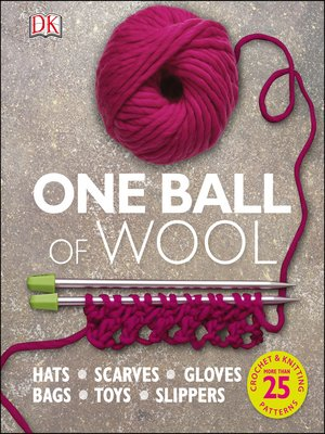 cover image of One Ball of Wool