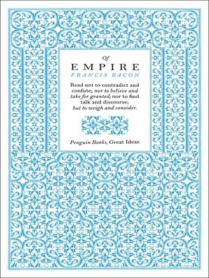 cover image of Of Empire