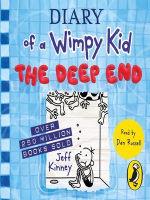 cover image of The Deep End (Book 15)