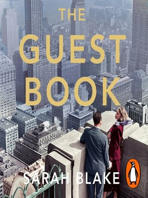 cover image of The Guest Book