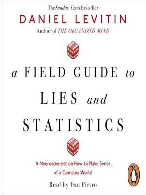 cover image of A Field Guide to Lies and Statistics