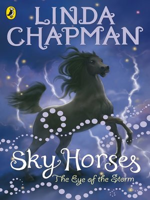 cover image of Sky Horses:  Eye of the Storm