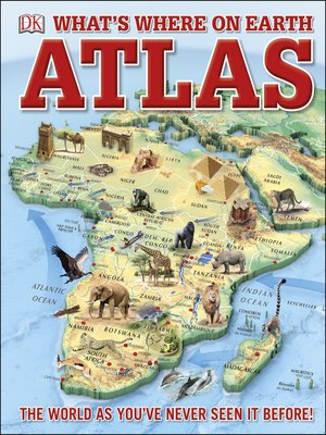 cover image of What's Where on Earth Atlas