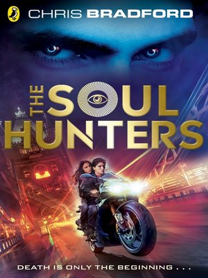 cover image of The Soul Hunters