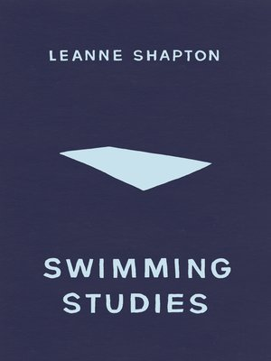cover image of Swimming Studies