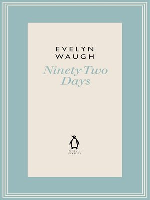 cover image of Ninety-Two Days (7)