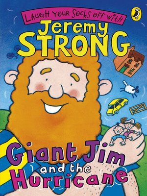 cover image of Giant Jim and the Hurricane